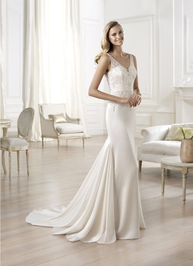 Pronovias wedding dresses style ocle style dresses my