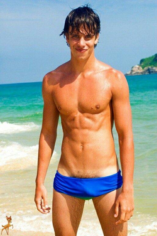 Hot bodies beach naked speedo
