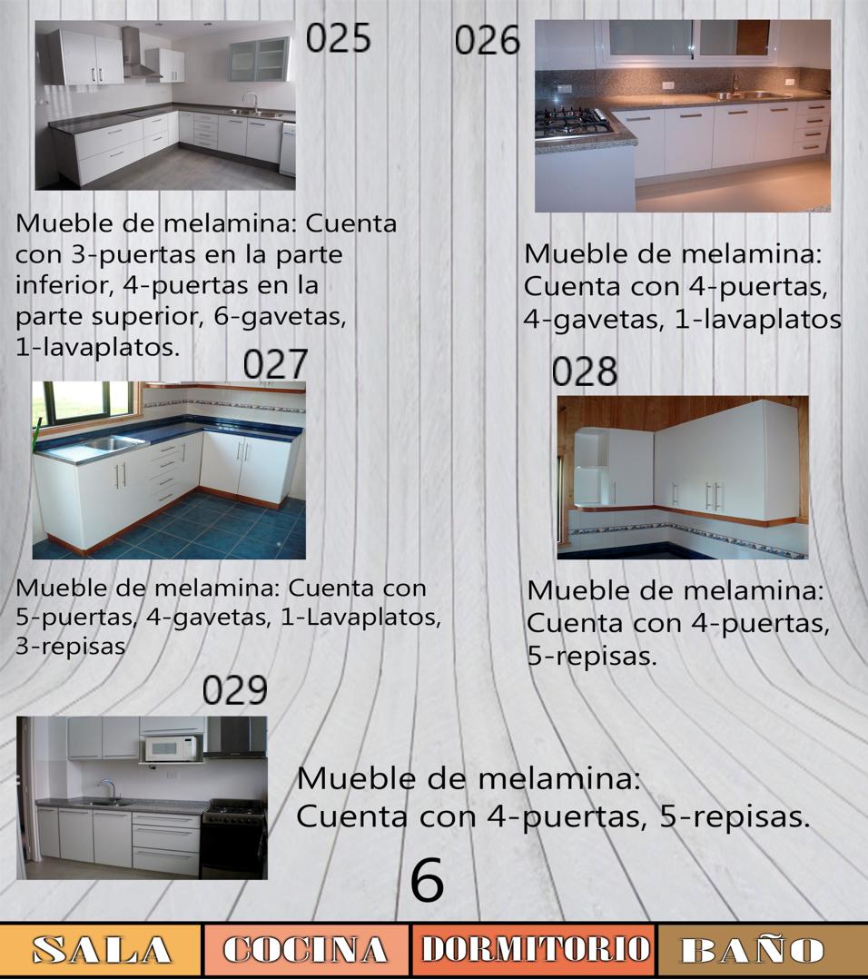 MUEBLES (COCINA) 6 | CATÁLOGO DE VISUAL ZAV, SAN VICENTE | Pinterest ...