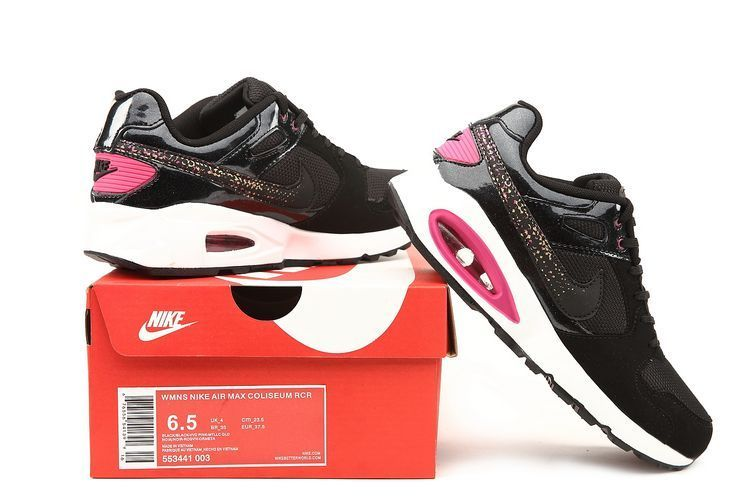 competitive price 19244 d7ee2 ... club pink metallic silver white 8.5 b 1c8c0 f9f7a  coupon code for nike  womens air max coliseum racer black white pink 9e8c9 82f22
