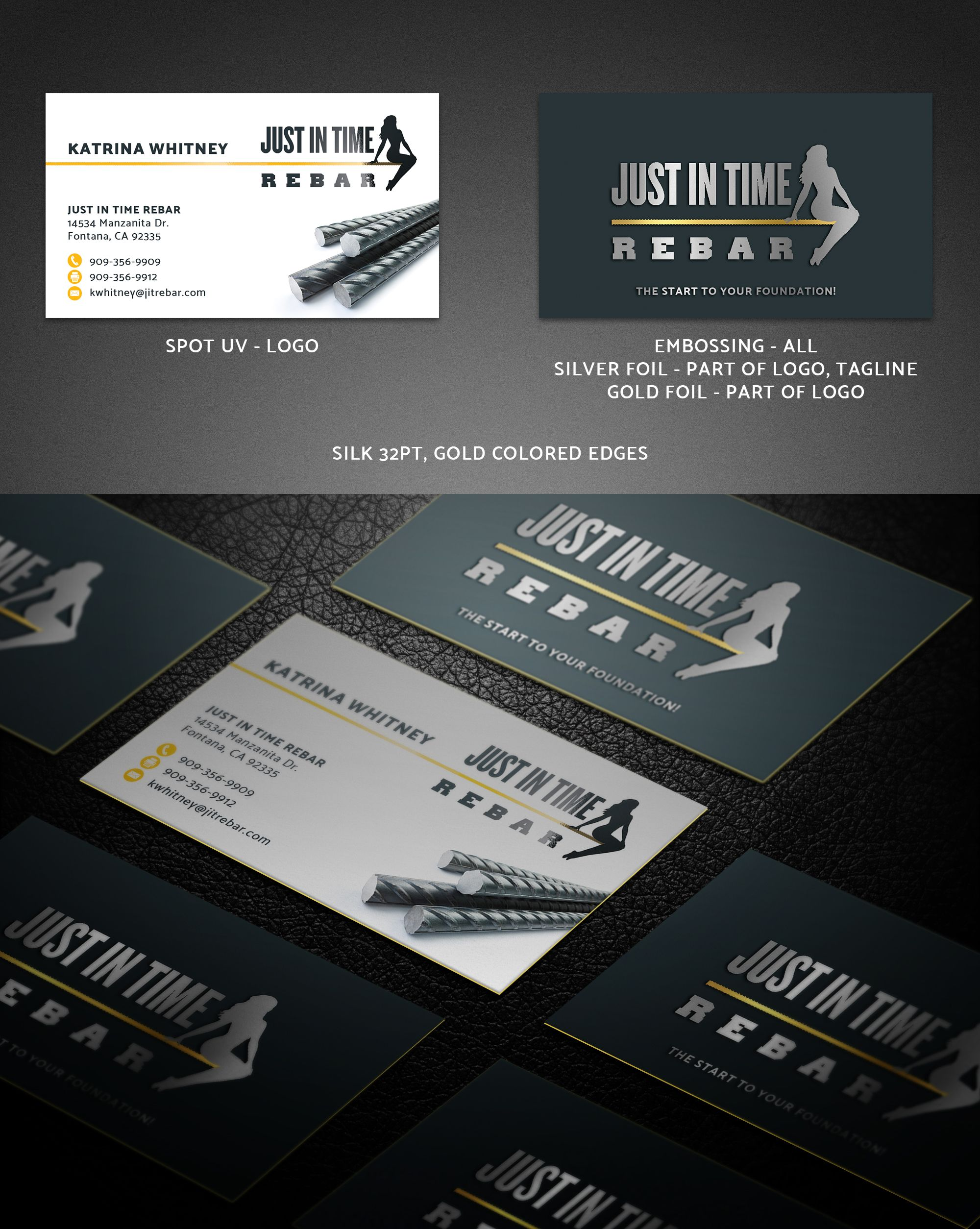 Just In Time Creative Business Card Business Card Gallery Business Cards Creative Business Card Inspiration