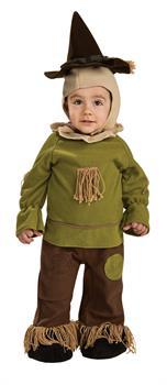 Infant Scarecrow Costume #scarecrowcostumediy