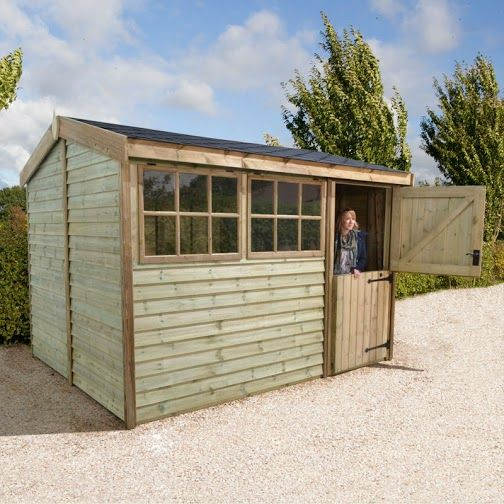 This 10x6 Barnstyle Shed From Shed Republic Offers Not Only Plenty Of Workshop Space But Also Has A Rather Cool Stable Door St Stable Door Shed Building A Shed