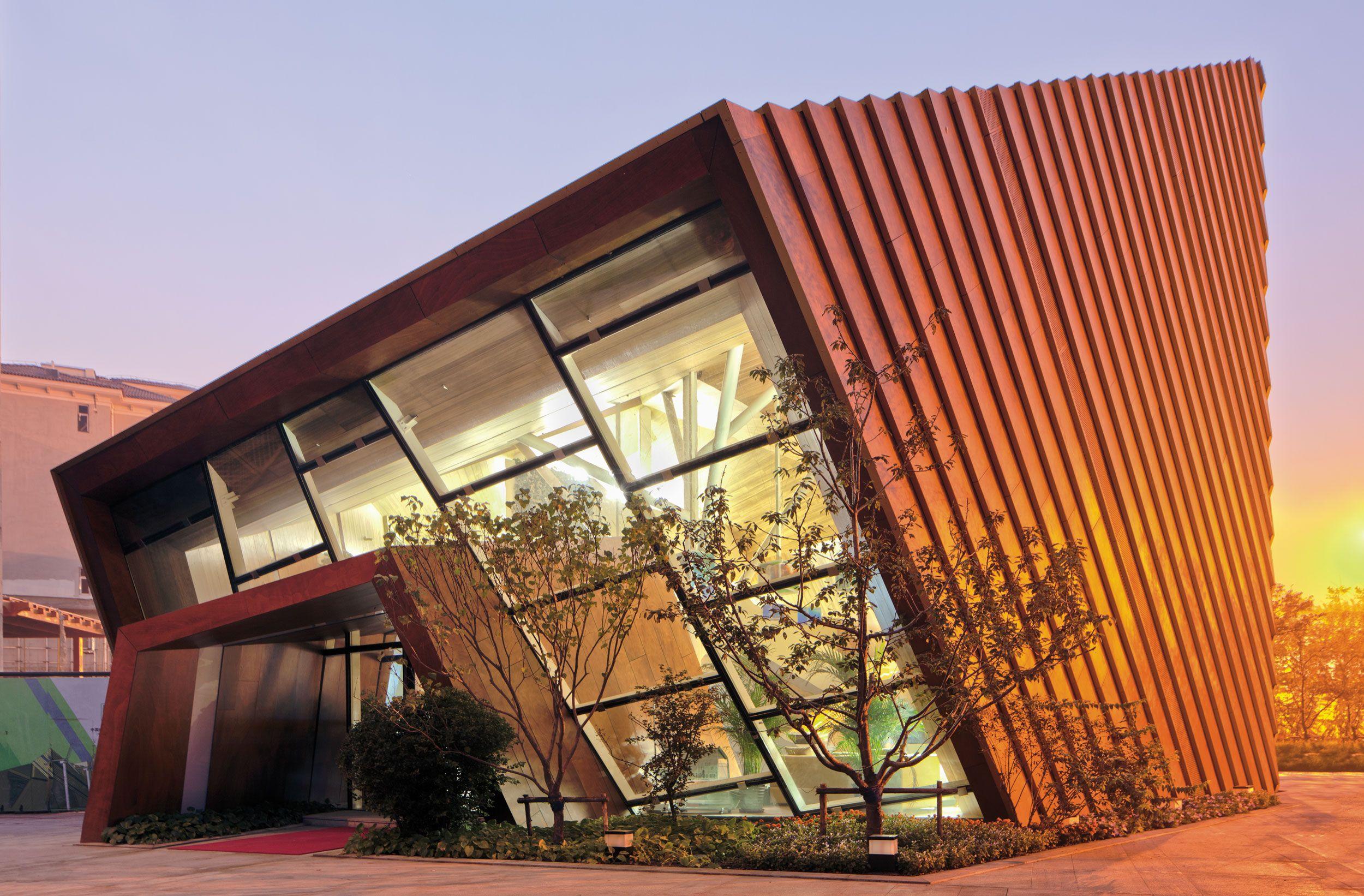 Cocoon Community Center Vantone EcoCity Legacy Homes