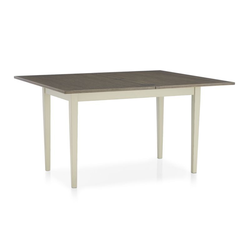 Groovy Flip Small Vamelie Dining Table Crate And Barrel Lamtechconsult Wood Chair Design Ideas Lamtechconsultcom