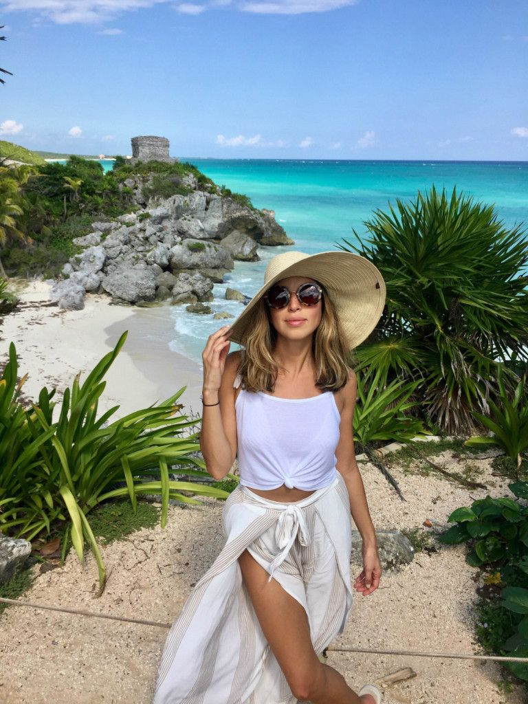 Photoguide Yucatán Mexico Sidewalker Daily Cancun Mexico Outfits Outfits For Mexico Tulum Fashion