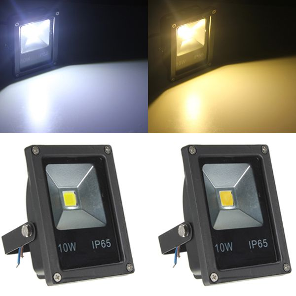 10w White Warm White Ip65 Led Flood Light Wash Outdoor Ac85 265v Led Flood Lights Led Flood Flood Lights