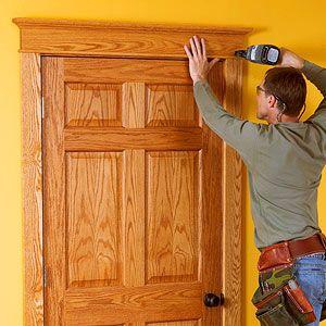 Window And Door Molding | Build U0026 Install Beautiful Door And Window Trim Design Ideas