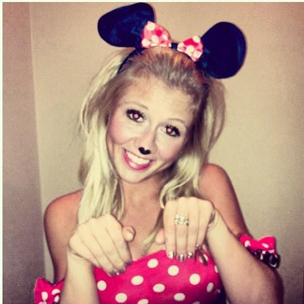 Minnie Mouse Costume | Mouse Costumes | Pinterest | Mouse costume ...
