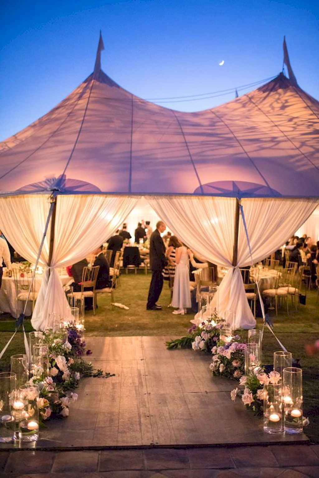 100+ Amazing Ways for Decorating Wedding Venues Tent