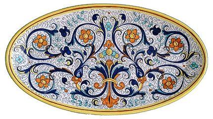disegni ceramiche deruta - Cerca con Google | varie | Pinterest ...