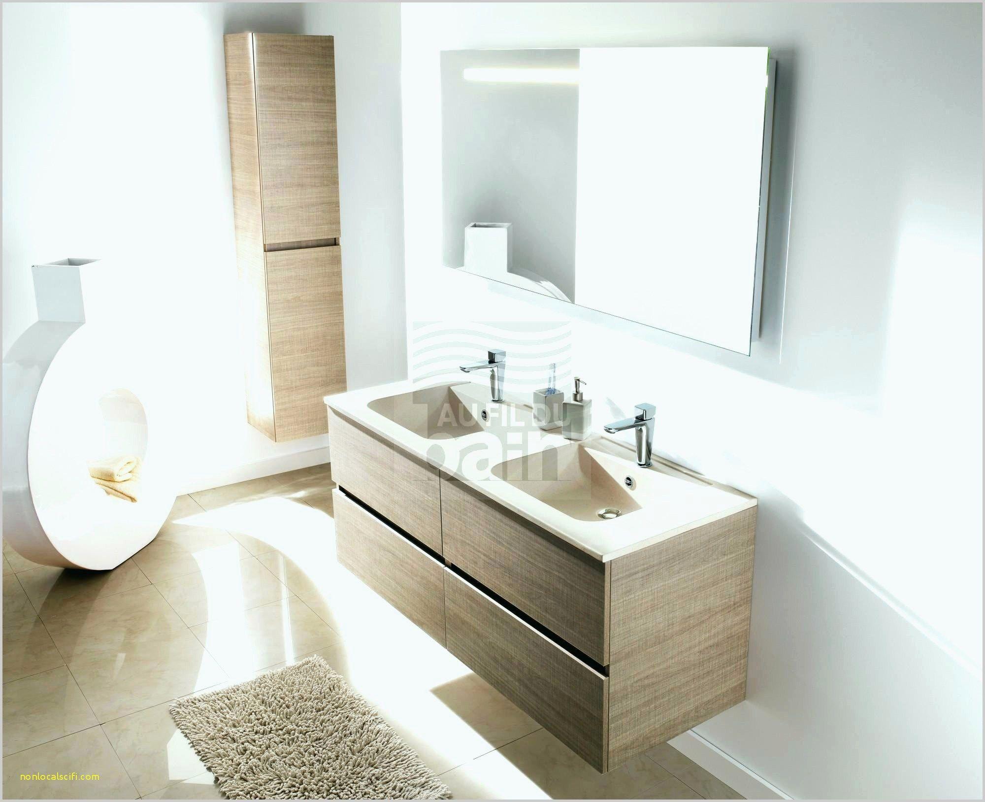 bain 140 cm double vasque ikea meuble