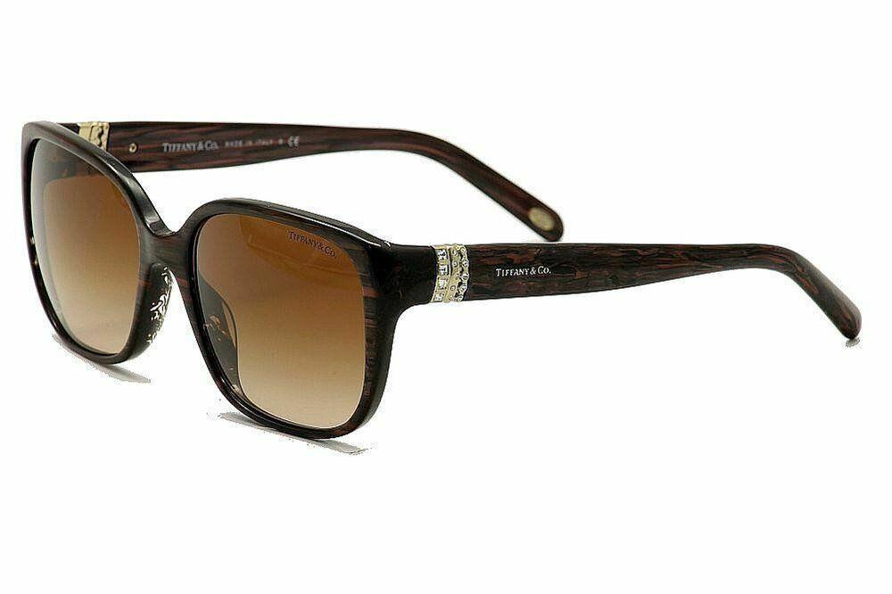 12836979082b3 Ebay sponsored tiffany tf4078b 81603b spotted brown 5517 sunglasses ...