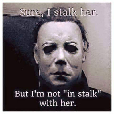 Being Michael Myers Memes and Masks Michael myers memes