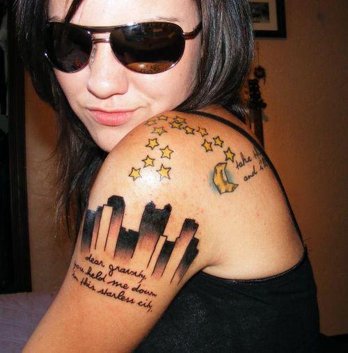 Long Live The Car Crash Hearts Tattoo