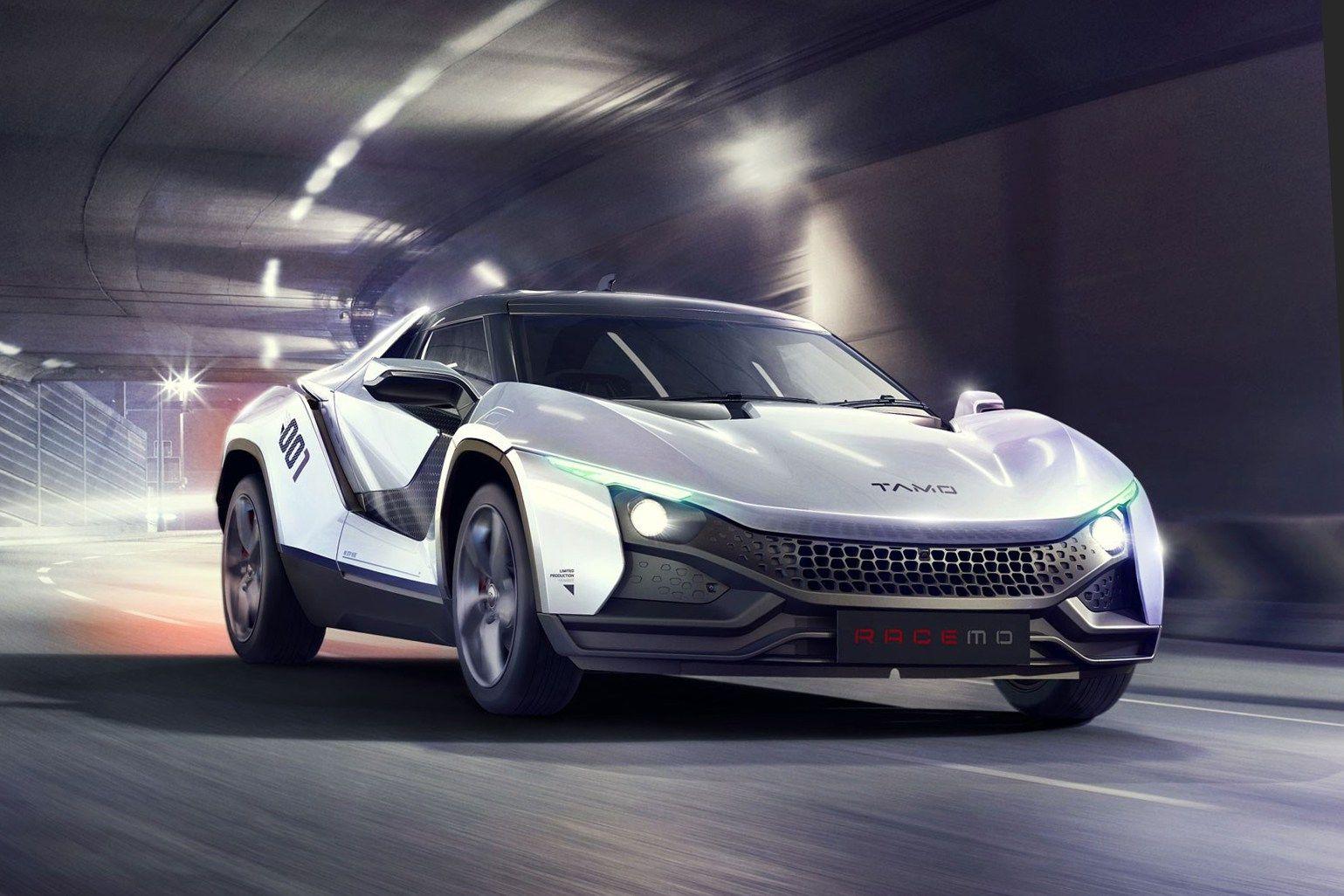 Tata Motors Unveils Its Tamo Racemo at the Geneva Auto