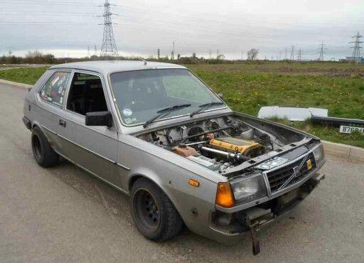 My Kinda Ride Clio Williams Engined Volvo Drift Missile Ghetto