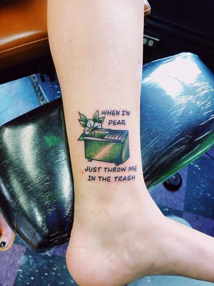 Its always sunny tattoos tattoos body mods