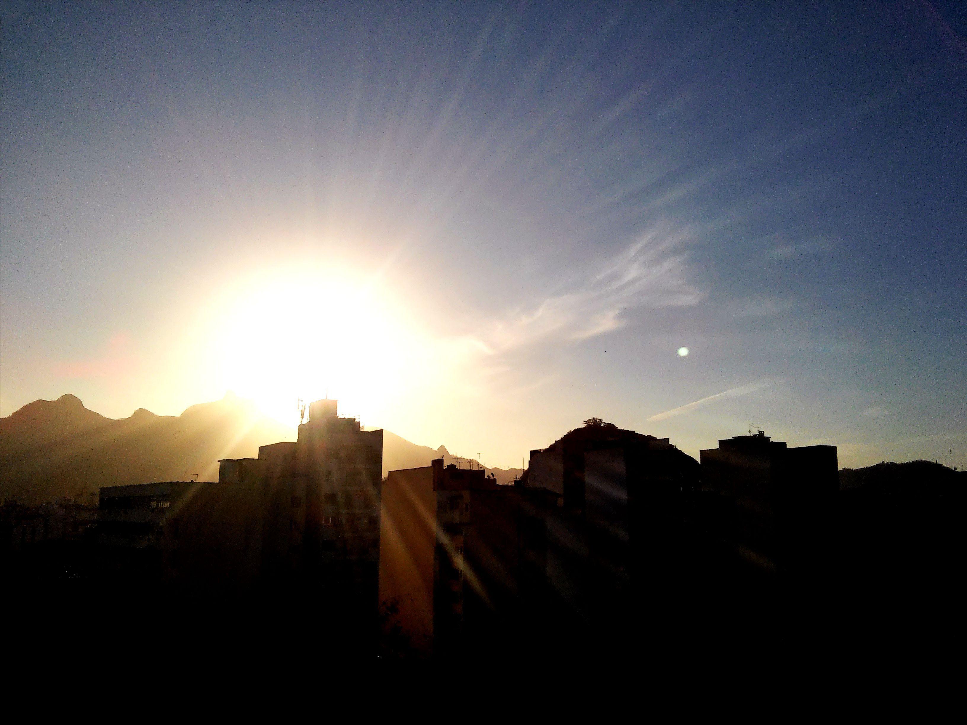 #sunset #RiodeJaneiro #Brazil