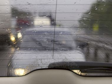 Foggy windshields blocking your view?