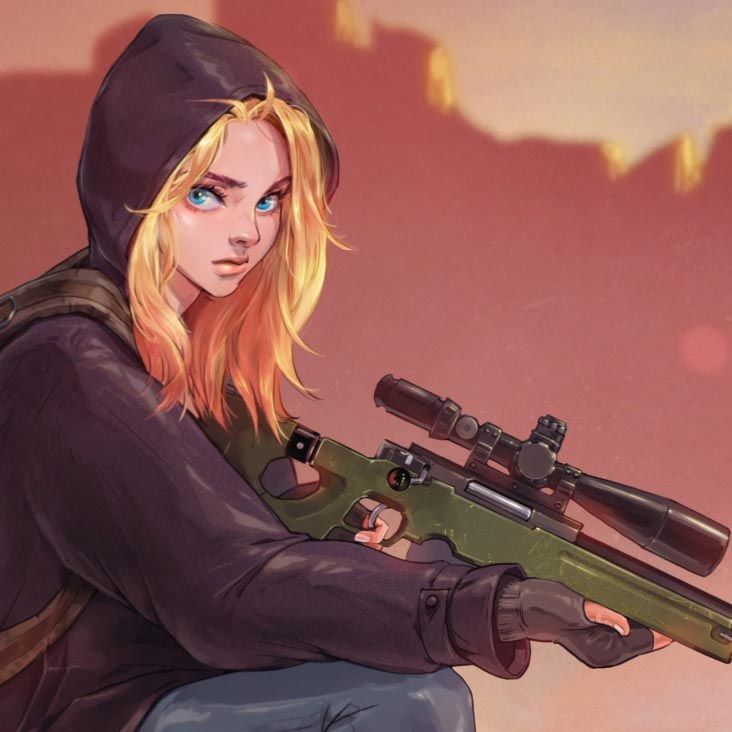 PUBG Girl Wallpaper Engine