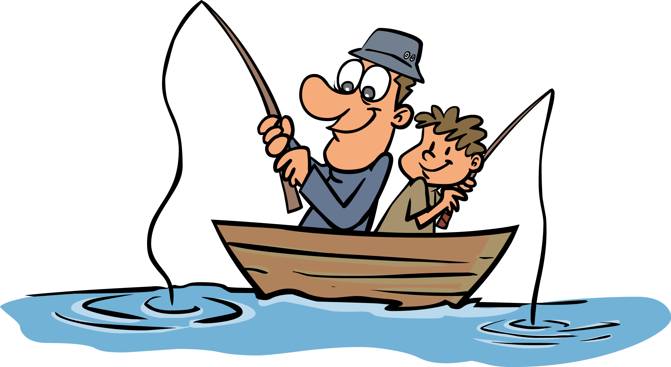 Fishing Cartoon 2222 1215 Fishing Humor