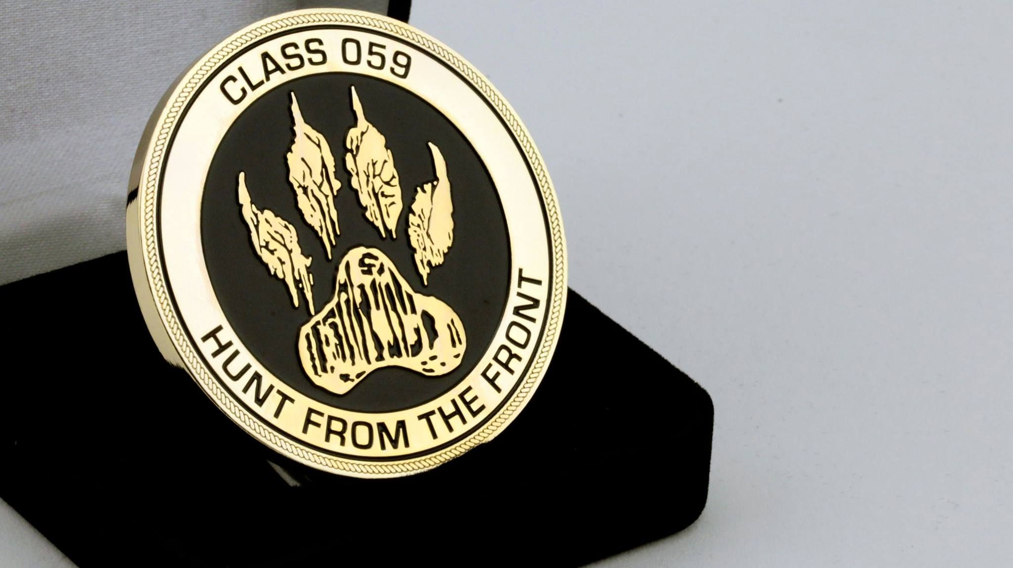 Custom Challenge Coins | Custom Military Challenge Coins