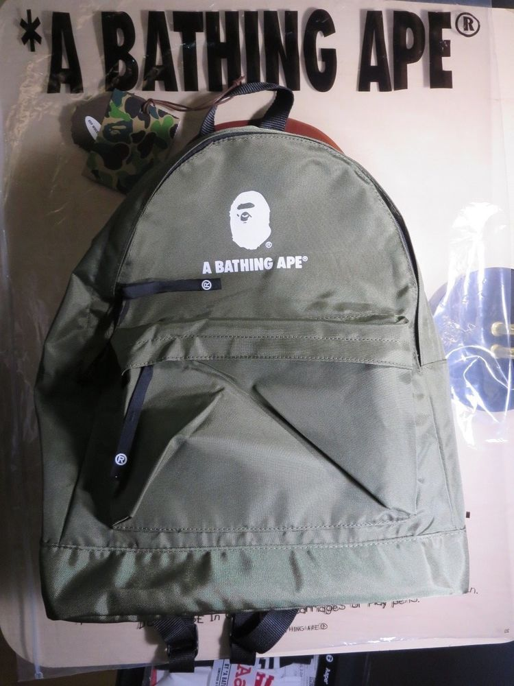 3855397c0a BAPE 2018 Happy New Year Backpack  BAPE