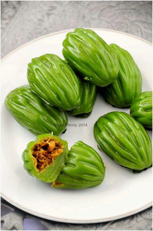 Kue Pare Inti Banjar Kalimantan Selatan Indonesia Food Food Indonesian Desserts Traditional Food