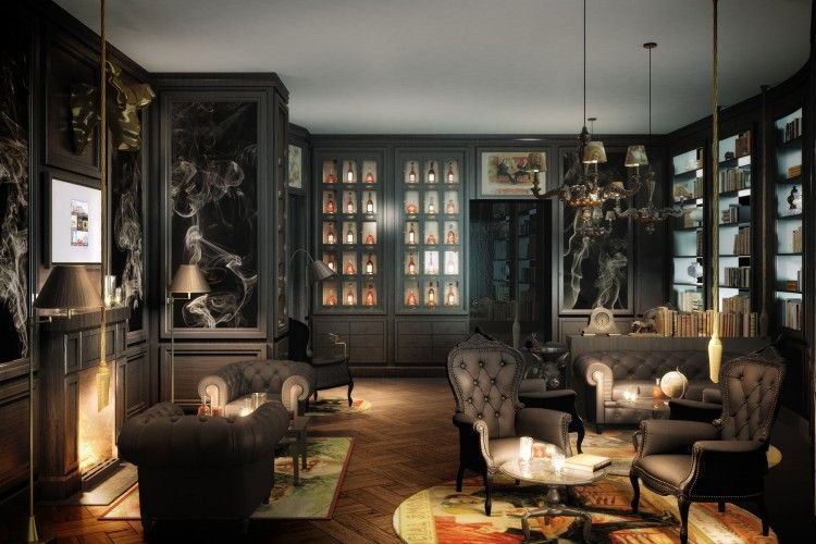 10 Luxury Interior Designs By Marcel Wanders With Images