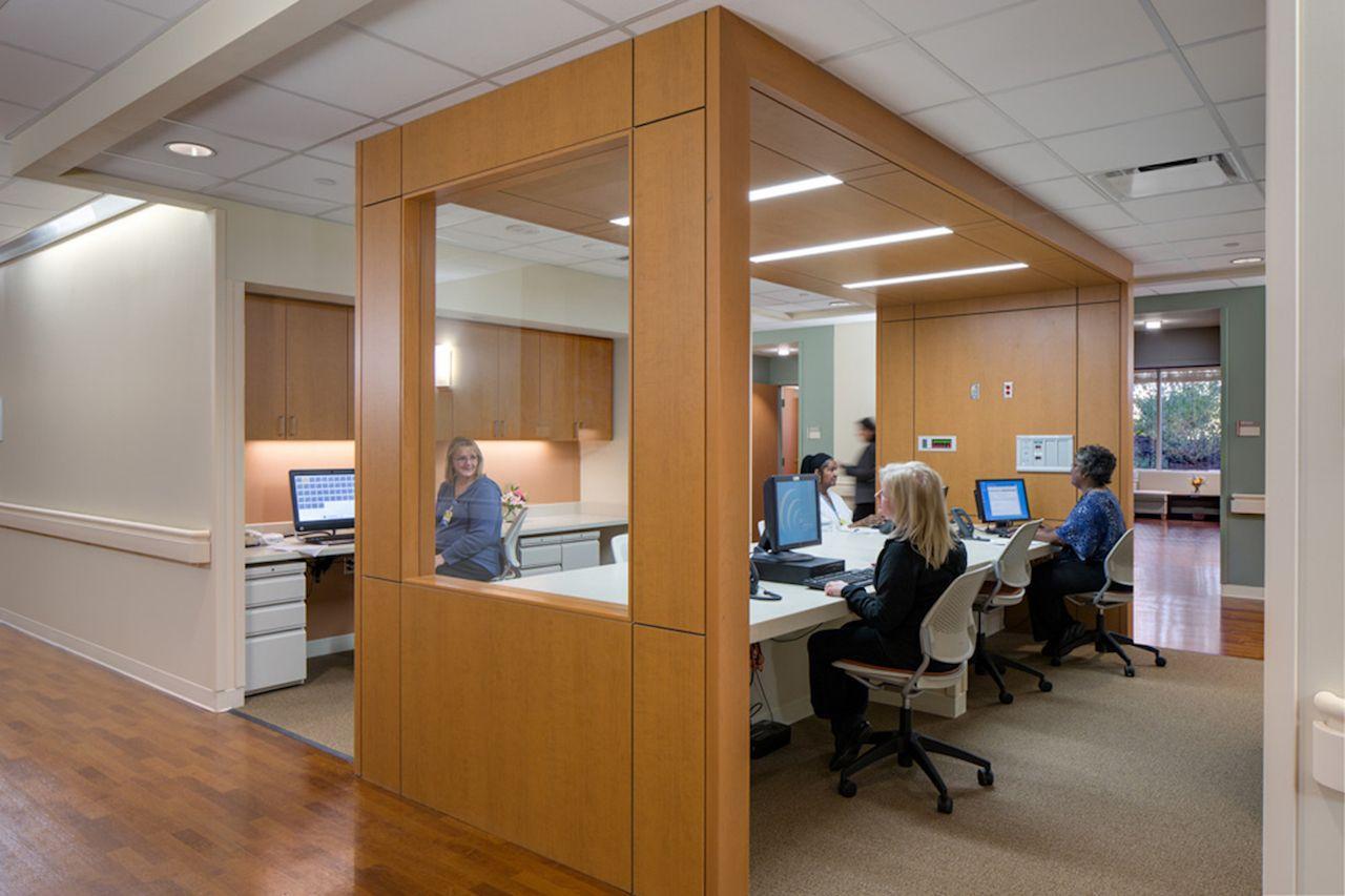 Little Company of Mary Hospital Healthcare interior