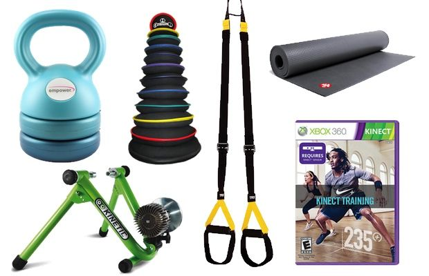 10 Home Gym Gifts For The Fitness Lover Washingtonian Dc No Equipment Workout Gym Gifts Home Gym