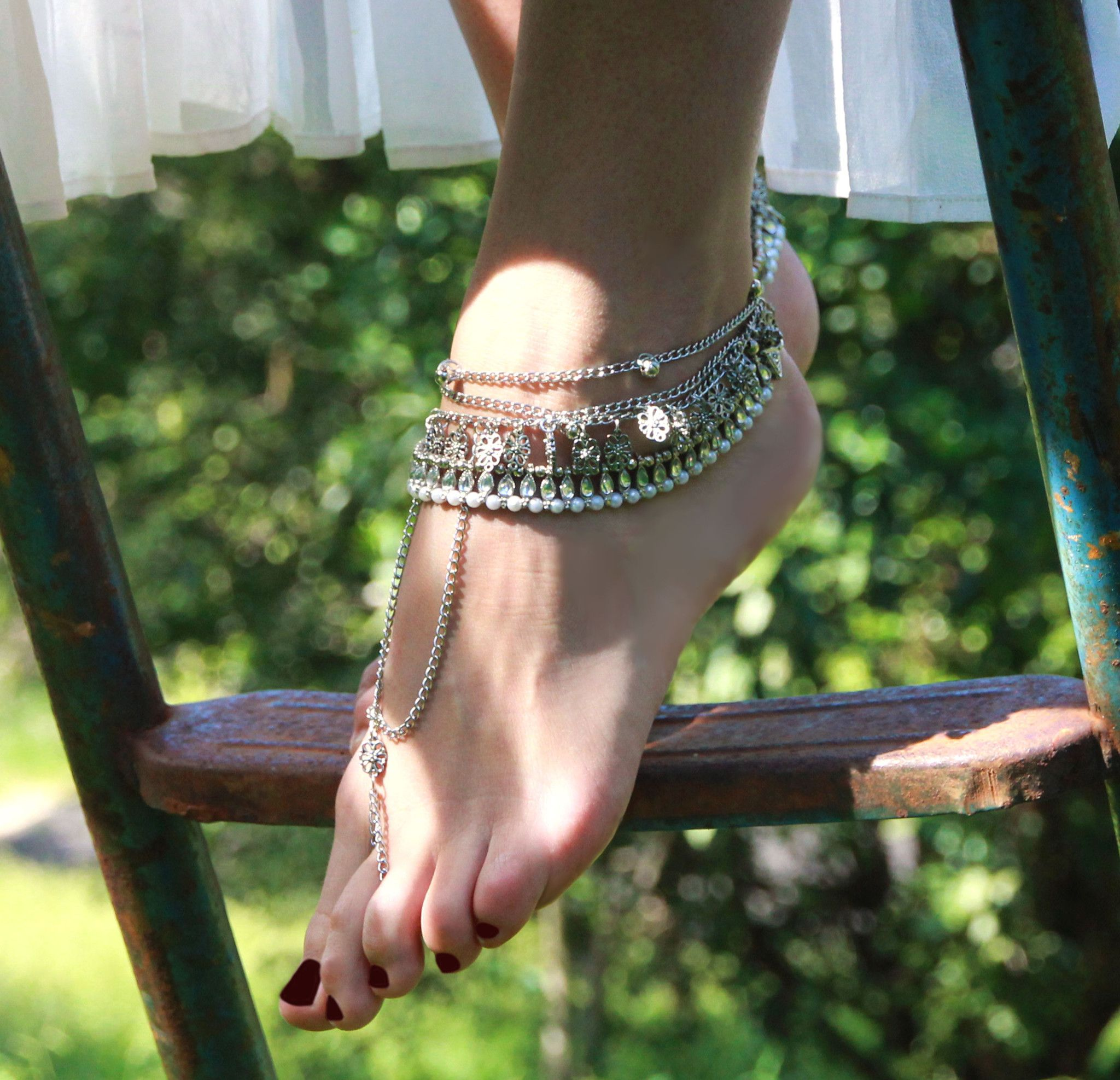 Wishful Barefoot Sandals by Forever Soles Forever Soles