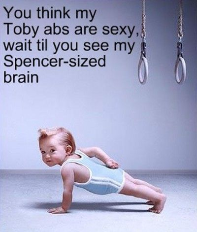 spencer toby baby