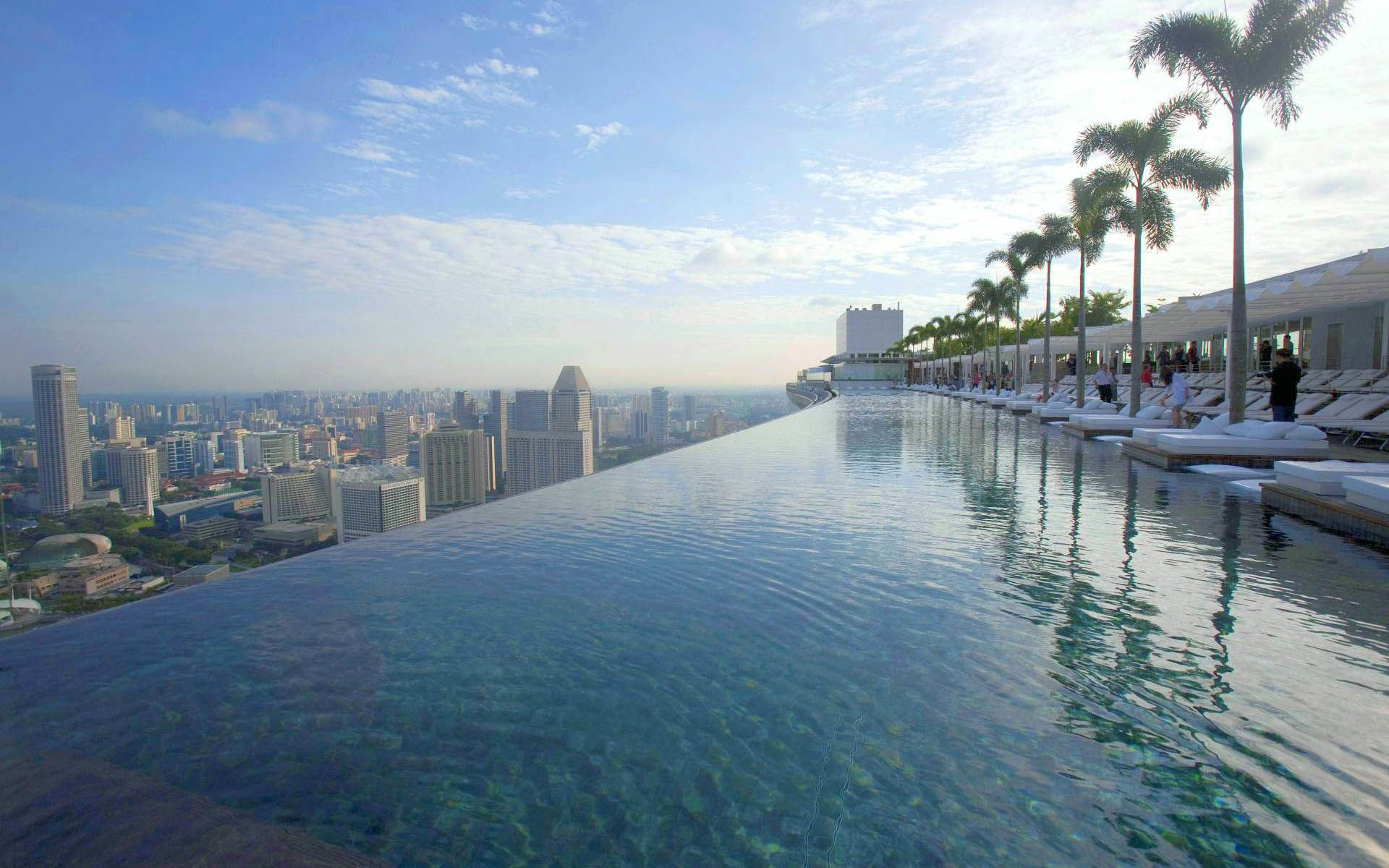 Infinity pool singapore wallpaper Edge Infinity Pool Marina Bay Sands Hd Wallpaper Pinterest Infinity Pool Marina Bay Sands Hd Wallpaper Best Place In The