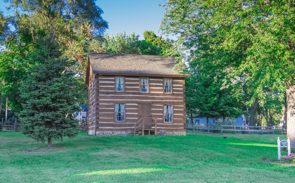 Advent Historic District in Calhoun County, Michigan.