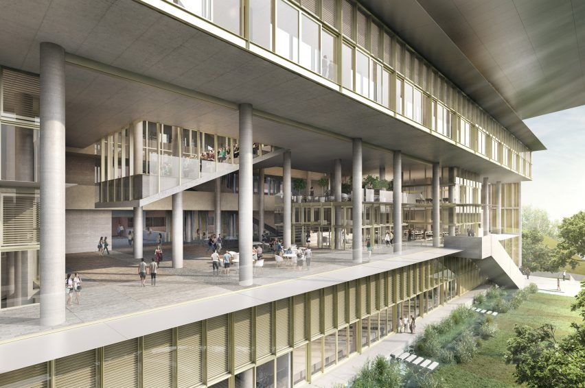 National University of Singapore starts building a