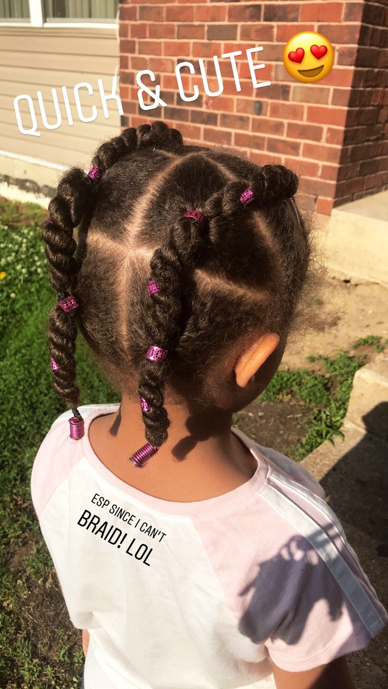 Easy kids hairstyle hair dos pinterest easy kid hairstyles