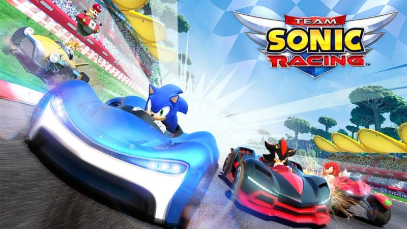 Team Sonic Racing Everything You Need To Know Sonic Racing All Video Games