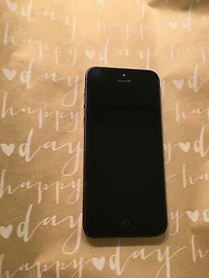 Apple iPhone 5 - 16GB - Black & Slate (Unlocked) Smartphone https://t.co/fVVktF5nxD https://t.co/UOpF1HTvi7