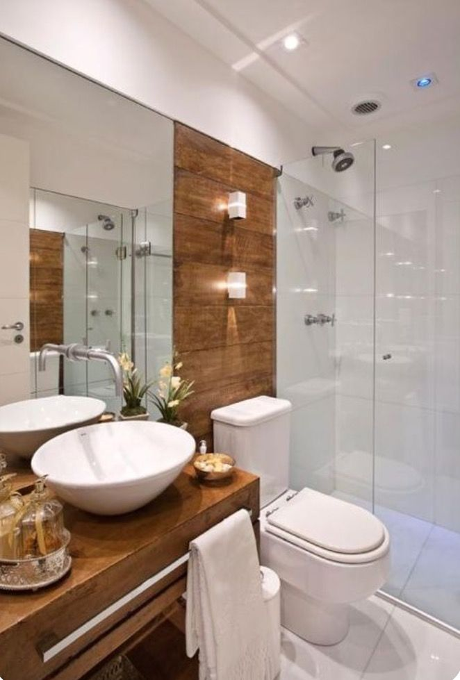 Baño clasico | Baños en 2019 | Diseño baños pequeños, Cuarto ...