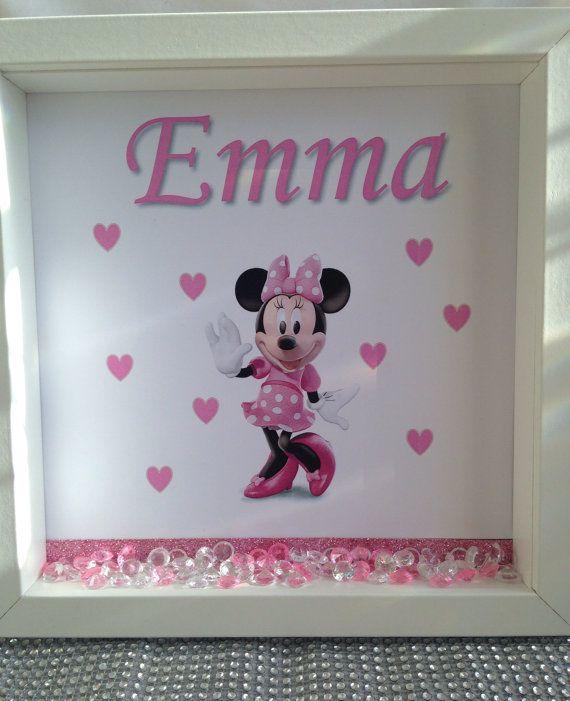 Personalisierte Disney inspiriert Minnie Maus von Joyeriauk auf