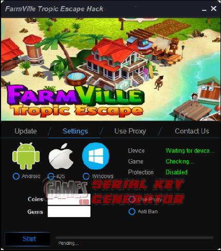 FarmVille Tropic Escape Hack Tool 2017No Survey (Android