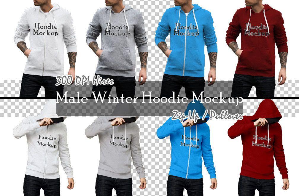 Download Men Pullover Hoodie Mockup Psd Zip Up Features Two Etsy In 2021 Hoodie Mockup Clothing Mockup Winter Hoodies