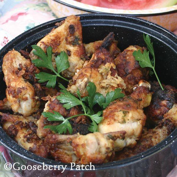 Buttermilk Fried Chicken from 101 Homestyle Favorites Cookbook