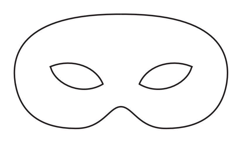 Mardi Gras Worksheets Masquerade Mask Template Mardi Gras Mask