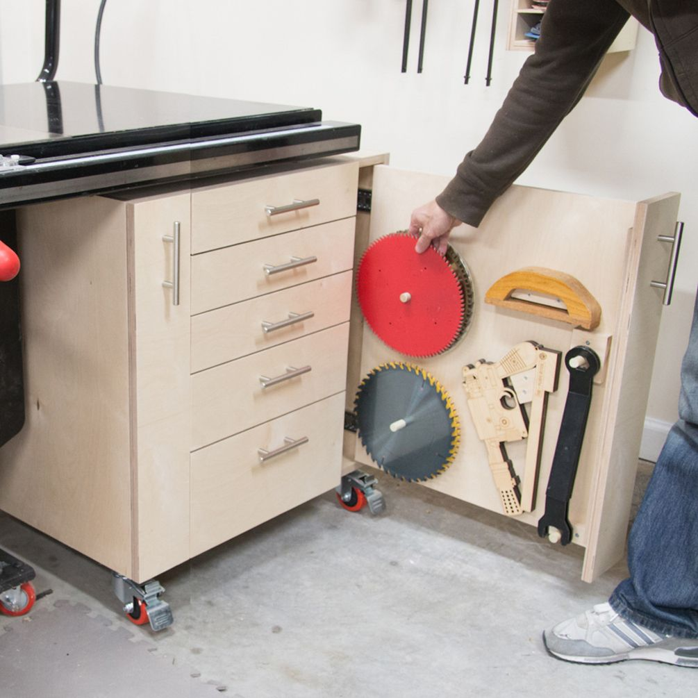 Related Image Diy Storage Plans Table Saw Diy Table Saw