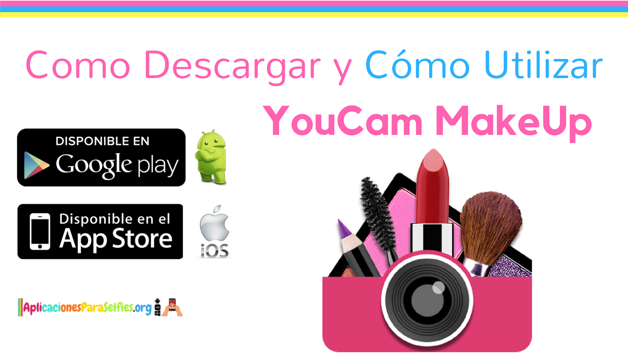Download YouCam Makeup Beauty Camera and Magic Mirror