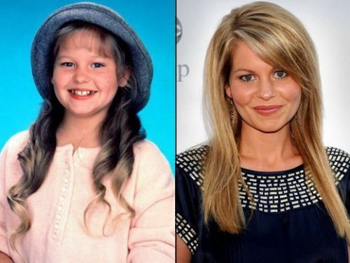 Dj From Full House Wow She Grew Up Well Celebrities Then And Now Celebrity Pictures Famous Celebrities