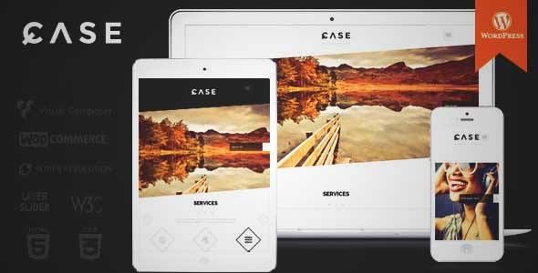 Download and review of Case / Parallax One-page WordPress Theme, one of the best Themeforest Creatives themes {Download & review at|Review and download at} {|-> }http://best-wordpress-theme.net/case-parallax-one-page-download-review/
